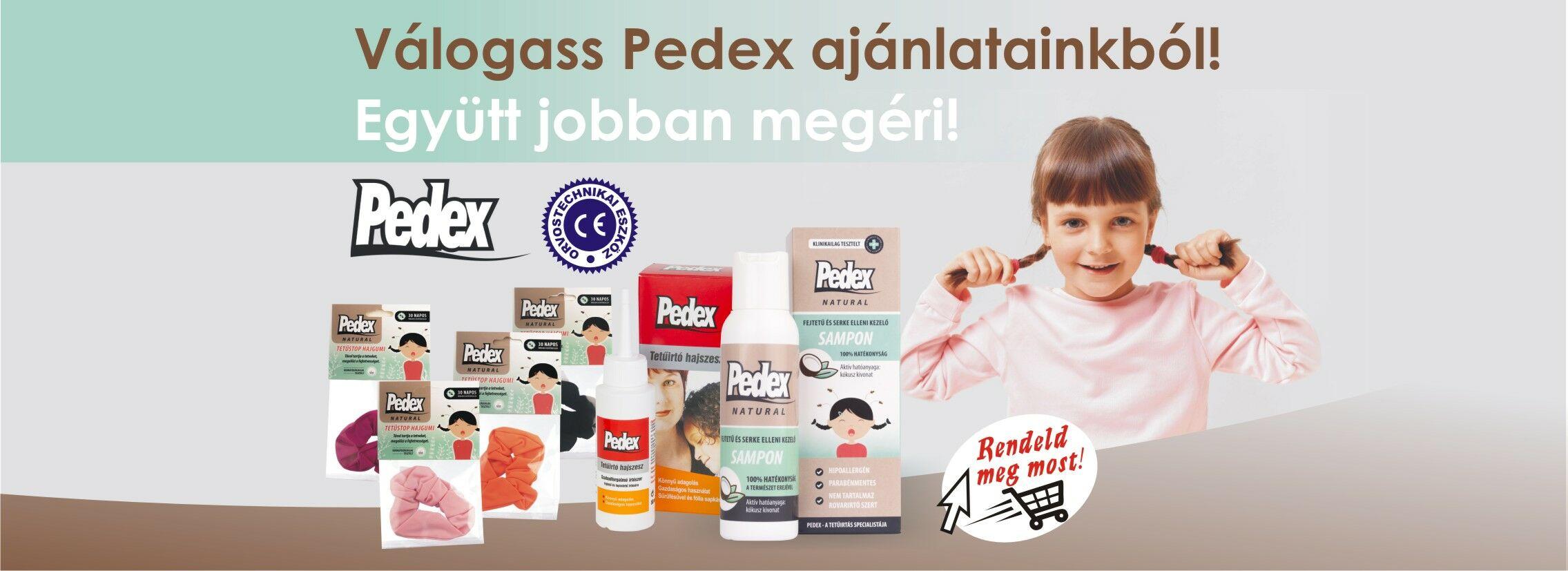 Pedex ajánlat