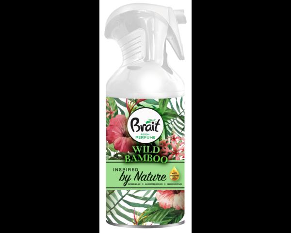 Brait légfrissítő aerosol természet ihlette wild bamboo - 250 ml