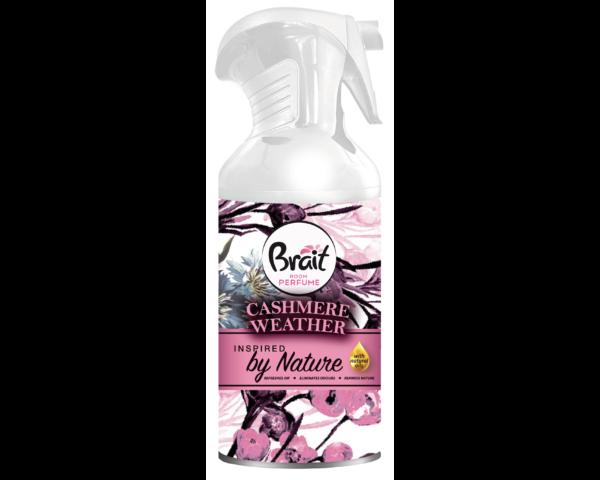 Brait légfrissítő aerosol természet ihlette cashmere weather - 250 ml