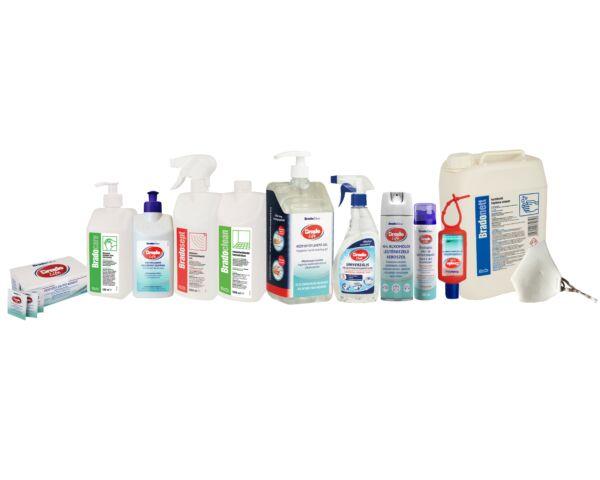 HoReCa fertőtlenítőszer csomag (nagy)