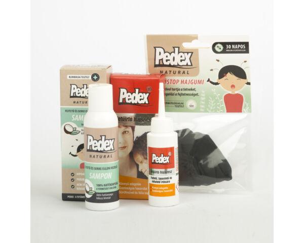Pedex gazdaságos csomag - 2+1 - fekete