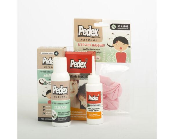 Pedex gazdaságos csomag - 2+1 -  rózsaszín