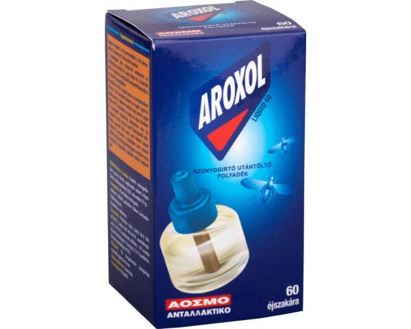 Aroxol szúnyogirtó elektromos utántöltő folyadék - 45 ml