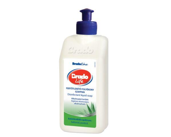 aloe vera illatú fertőtlenítő szappan