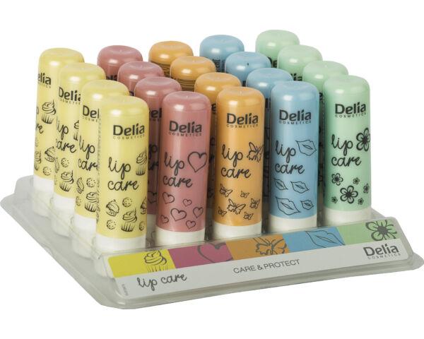 Delia ajakápoló - több színben