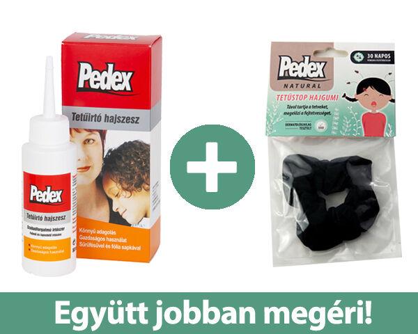 Pedex gazdaságos csomag - fekete