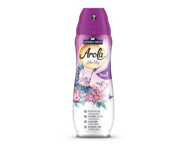 Arola légfrissítő 4in1 Lilac sky - 300 ml