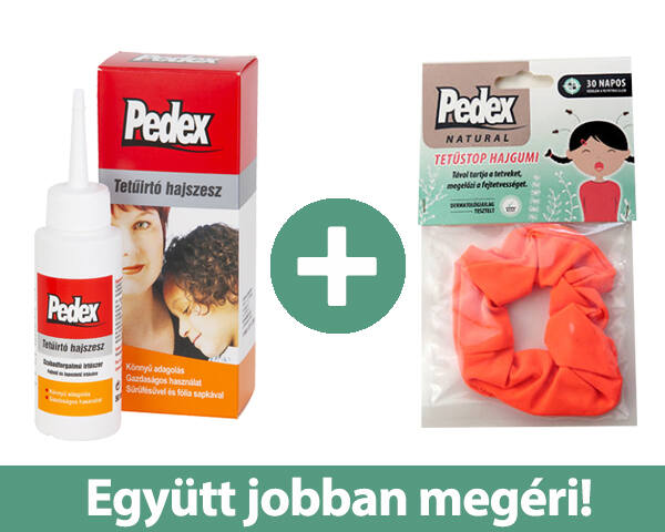 Pedex gazdaságos csomag - neon narancs