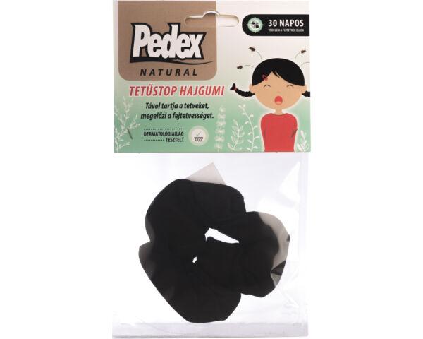 Pedex Natural Tetűstop hajgumi - fekete