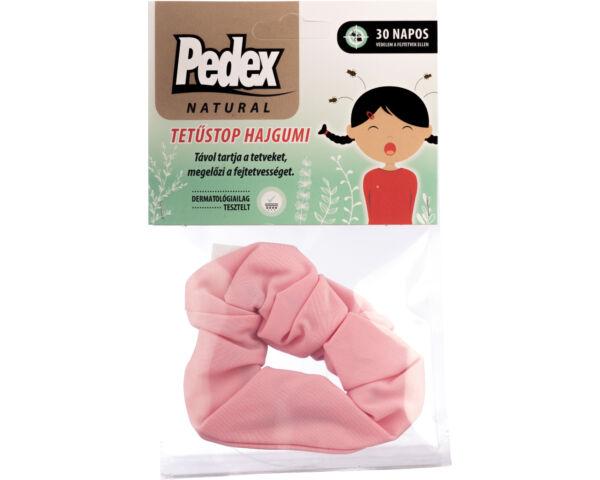 Pedex Natural Tetűstop hajgumi - halvány rózsaszín