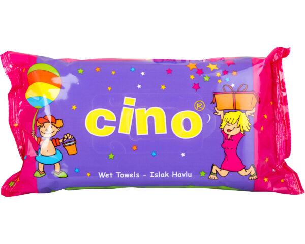 Freshn soft popsitörlő  72db Cino