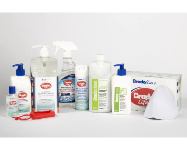 HoReCa fertőtlenítőszer csomag (kicsi)