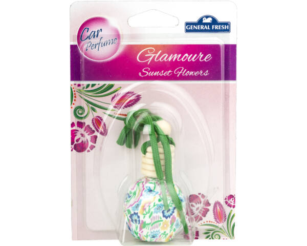 General fresh glamoure autóillatosító 8ml sunset flowers