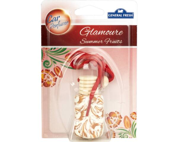 General fresh glamoure autóillatosító 8ml summer fruits