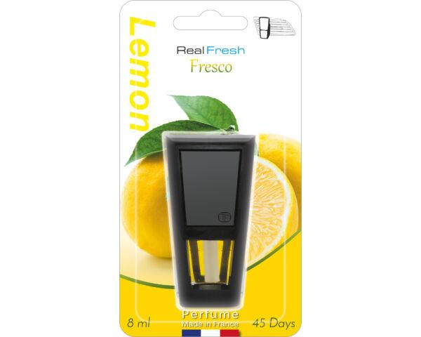 Real fresh autóillatosító készülék 8ml citrom