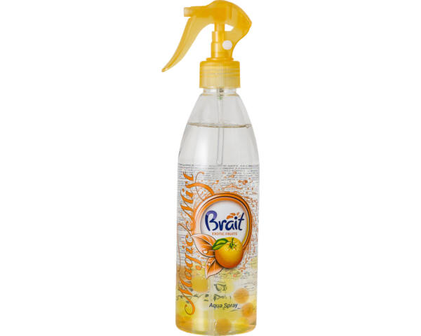 Brait légfrissítő aqua spray 425g exotic fruits