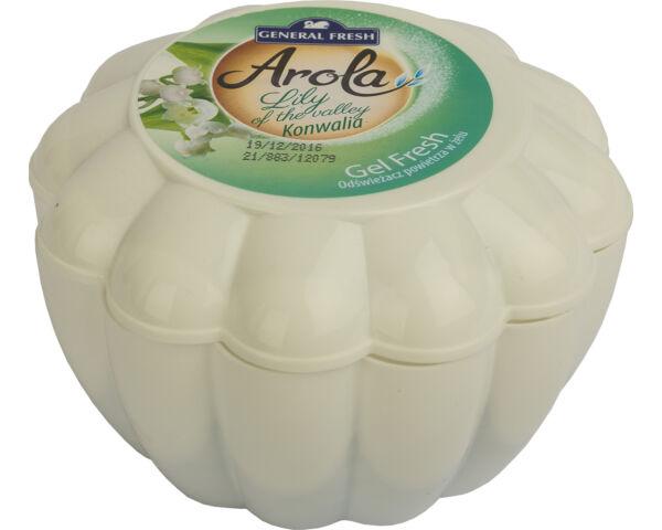 Arola légfrissítő gél 150g gyöngyvirág