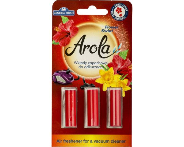 Arola porszívó illatosító virág