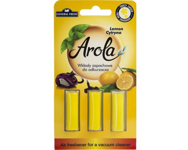 Arola porszívó illatosító citrom