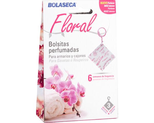 Bolaseca illatpárna 3x10g Floral
