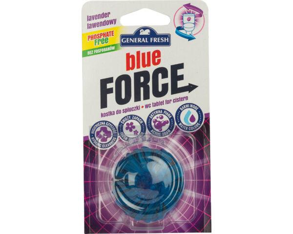 Blue Force WC tartály korong levendula