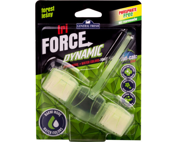 Tri force wc deo dynamic fenyő