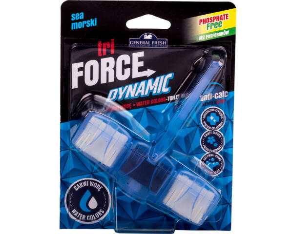 Tri force wc deo dynamic 45g tenger