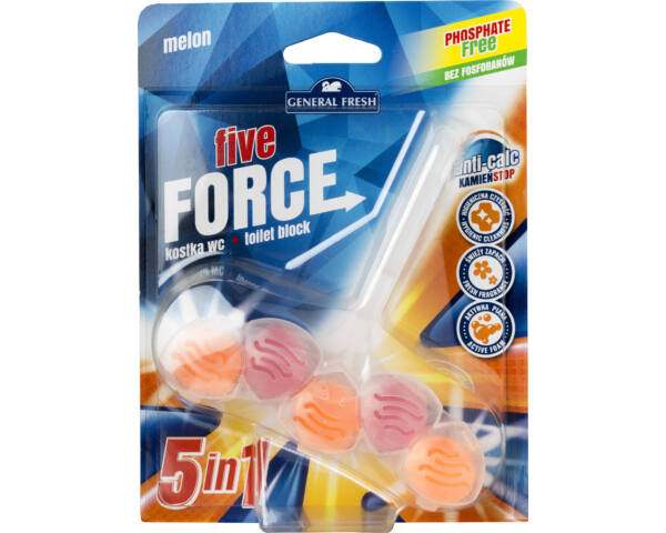 Five force wc deo sárgadinnye