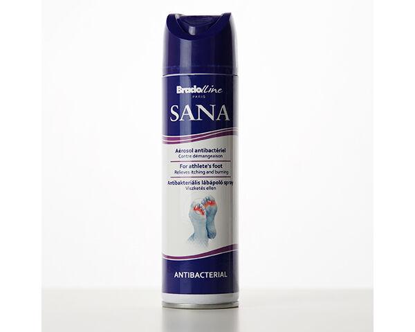 Sana antibakteriális lábápoló spray